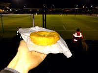 Bristol Football Beef Pie