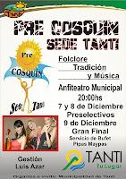 Y LLEGA EL PRECOSQUIN 2013