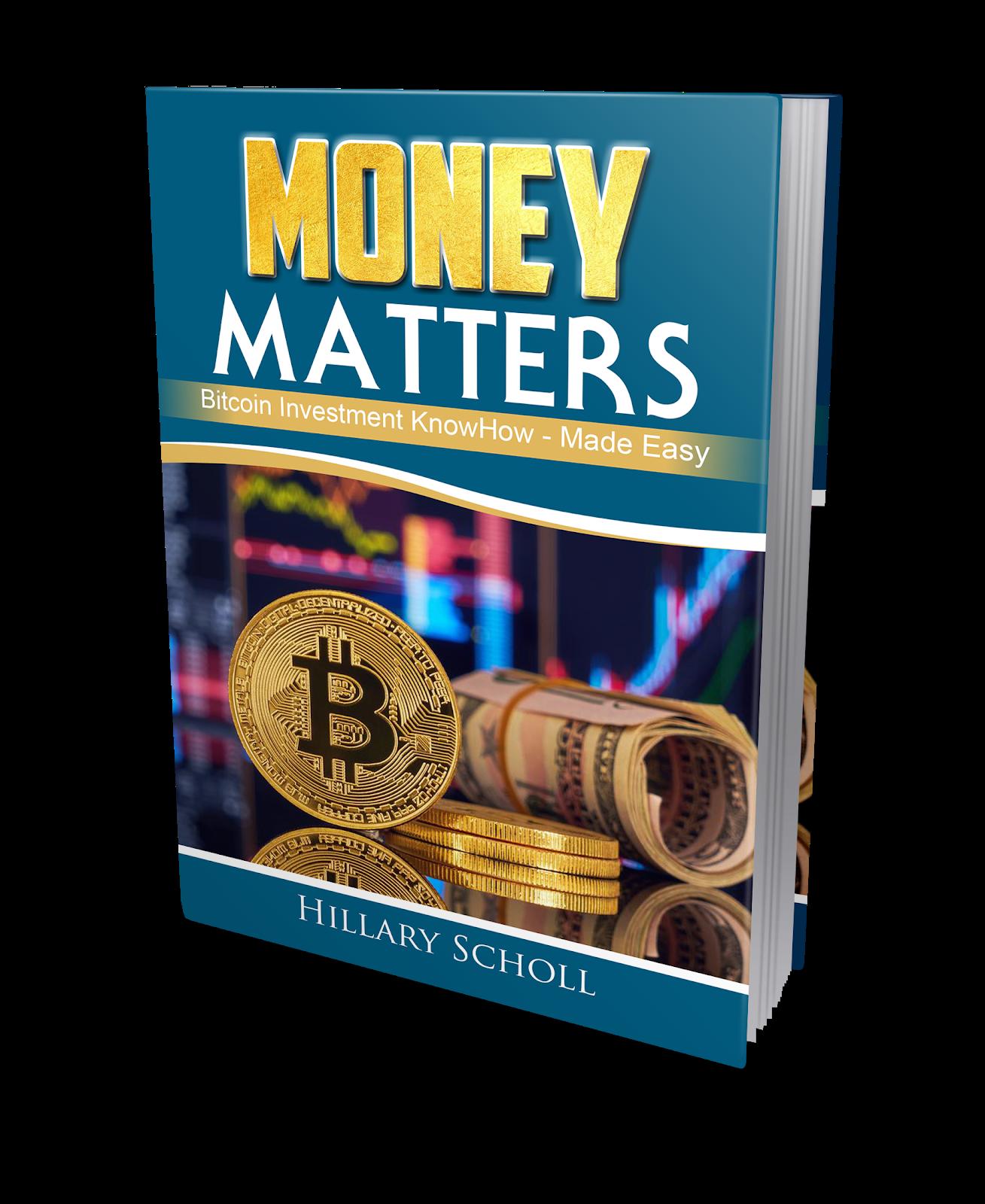 #Giveaway Money Matters - Bitcoins