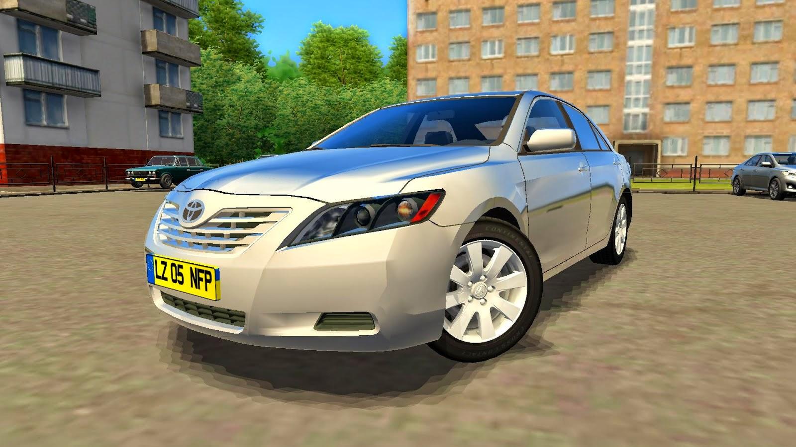 تحميل لعبة City Car Driving قيادة السيارات الواقعية
