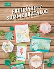 Frühjahr Sommerkatalog Katalog