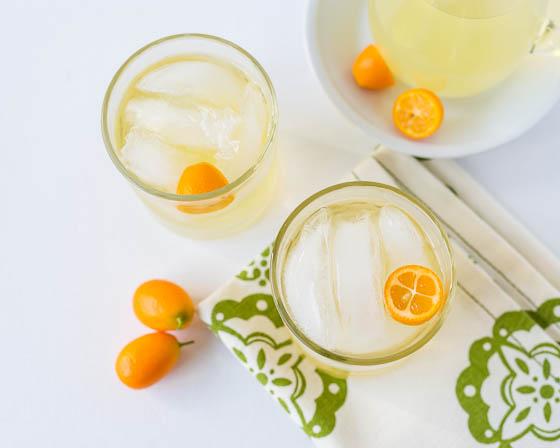 Kumquat Lemongrass Rum Punch Kitchen Confidante My Way Home
