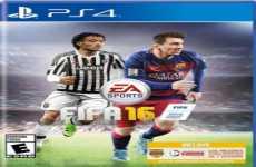 FIFA 16 tiene un cambio de portada de último momento