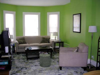 Tips Memilih Warna Cat Dalam Rumah | mysyaHHoliday