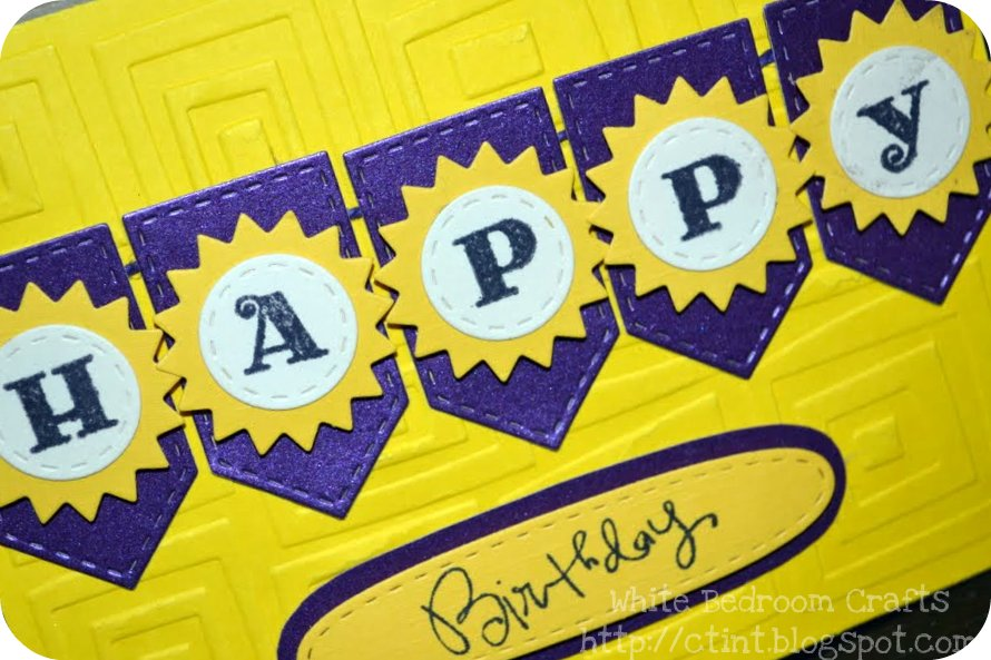 White Bedroom Crafts Purple And Gold Lakers Birthday Card