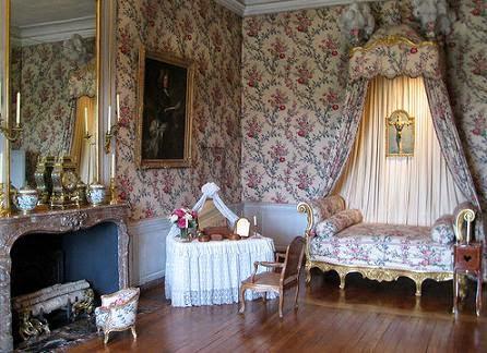 Algargos arte e historia la arquitectura rococ en for Juego de dormitorio luis xv
