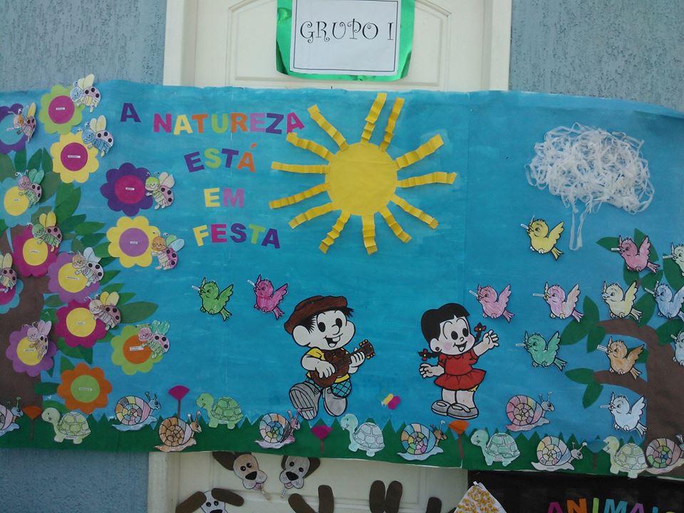Mostra cultural animais educa o infantil ideia criativa for Mural de fotos 1 ano