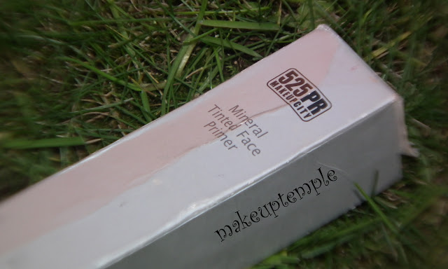 525PR Makeup City Tinted Primer Review