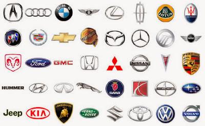 Different Logos Of Car Dealerships