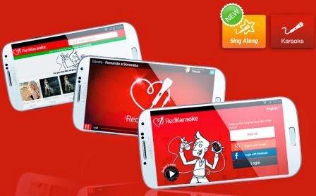 Aplikasi Android Hiburan Untuk Karaoke di Smartphone