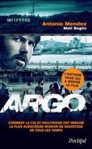 Argo de Antonio J. Mendez et Matt Baglio
