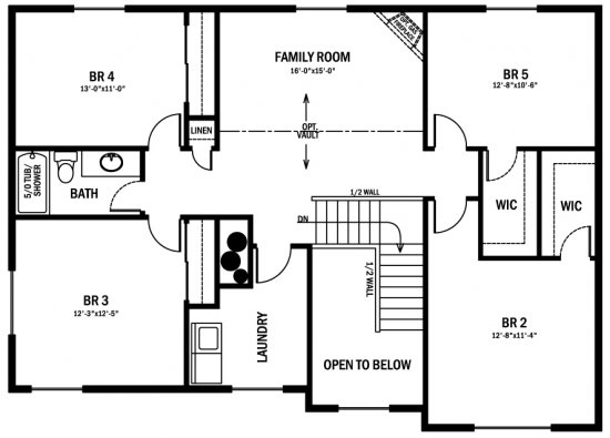 Aging In Place House Plans House Plans