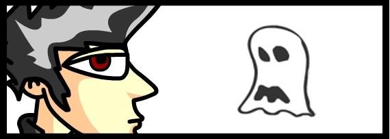 Anônimo Incógnito: assombrações