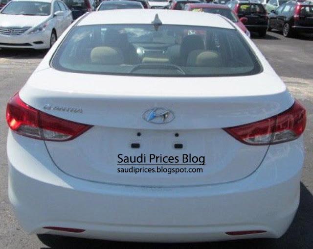 Elantra Car Price In Saudi Arabia