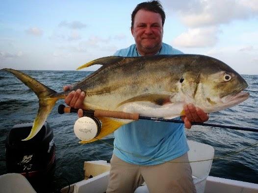 International fishing news 2014 07 for Largest saltwater fish