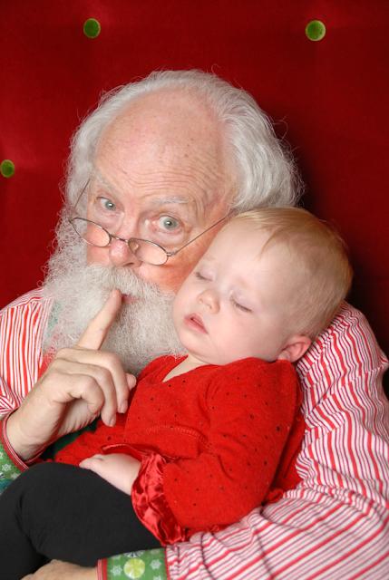 Visits With Santa 2015