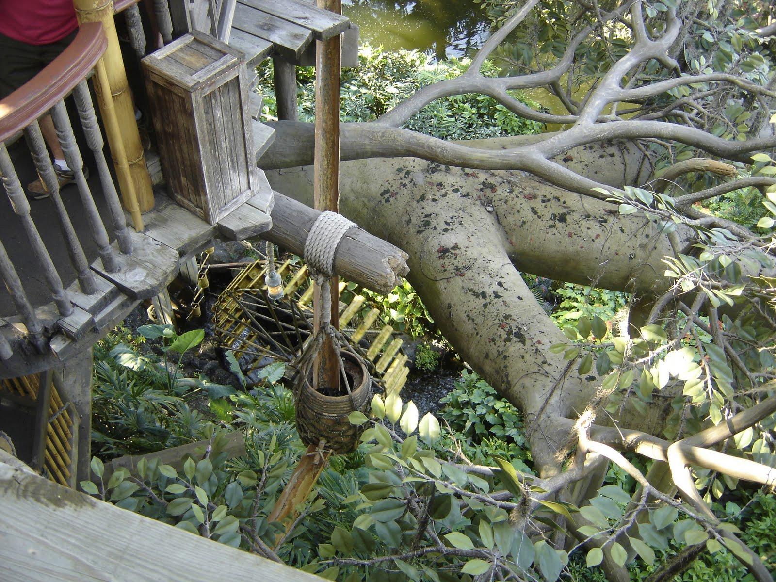 swiss family tree house