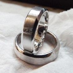 Pilih Mana Cincin Kawin Palladium atau Emas Putih