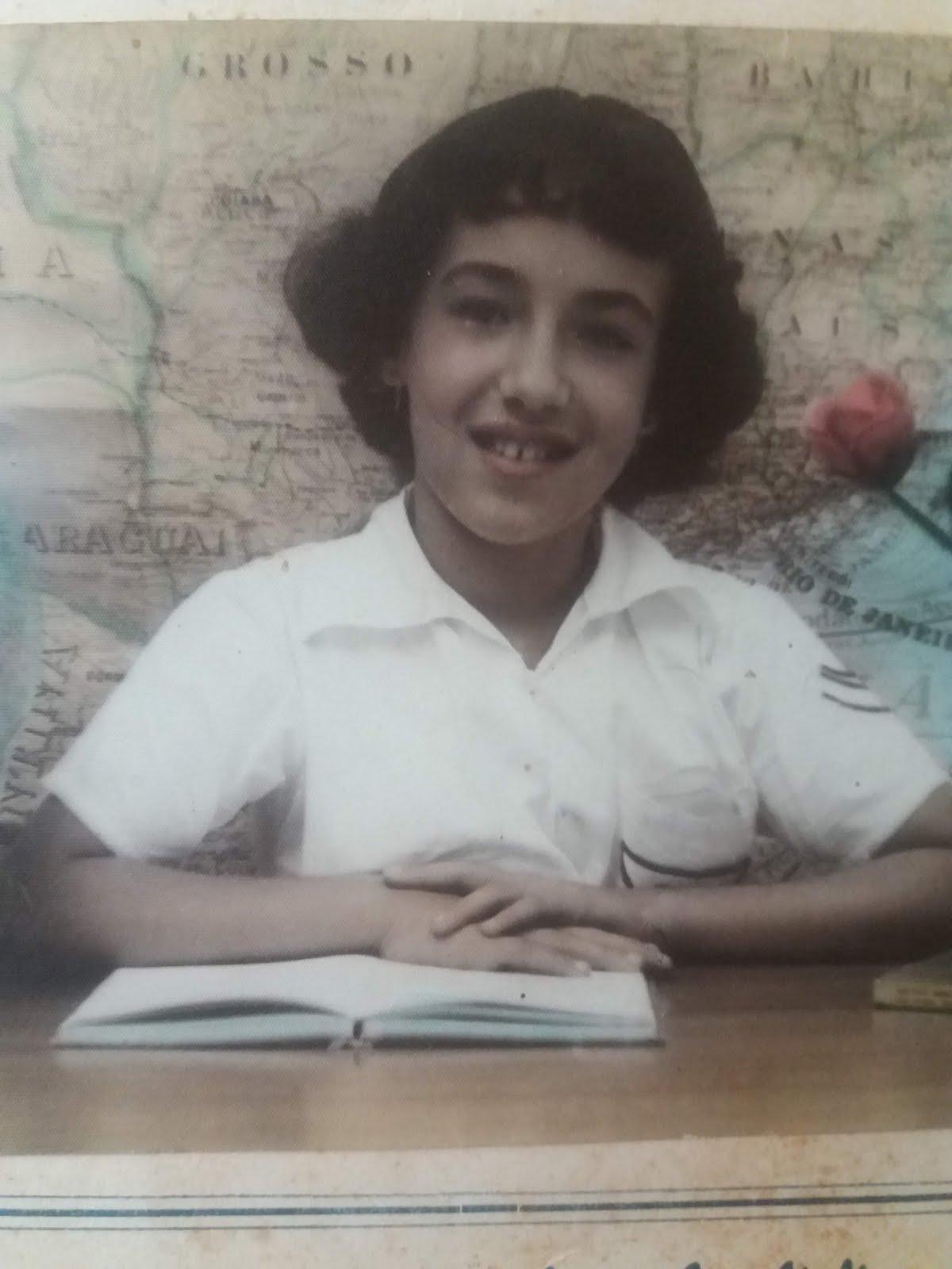Já tive 7 anos