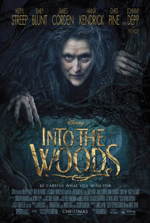 into the woods witch analysis essay