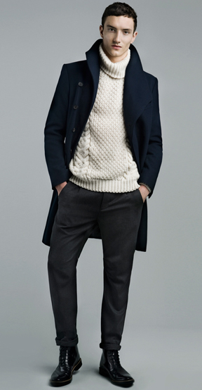jerseys hombre Zara
