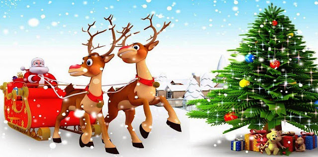 merry christmas facebook cover pic