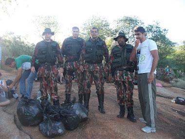 Missão na Serra de Brejo do Cruz-PB