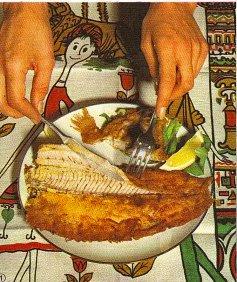 Étkezés és etikett: a halkés használata