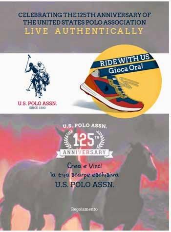 Vinci scarpe U.S. Polo Assn