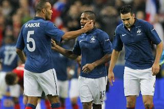 Francia confirma amistosos con Estados Unidos y Bélgica