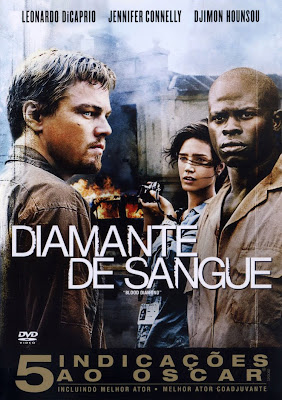 Diamante de Sangue DVDRip XviD & RMVB Dublado