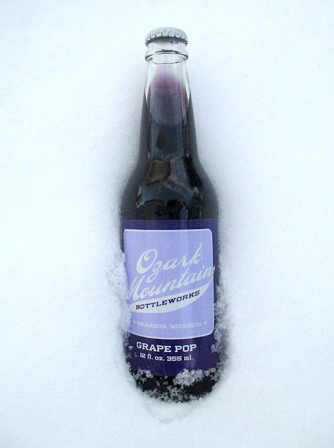 Ozark Mountain Bottleworks Grape Pop