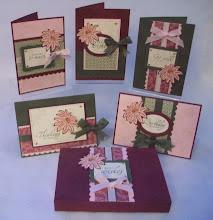 Paisley Petals Stamp Class