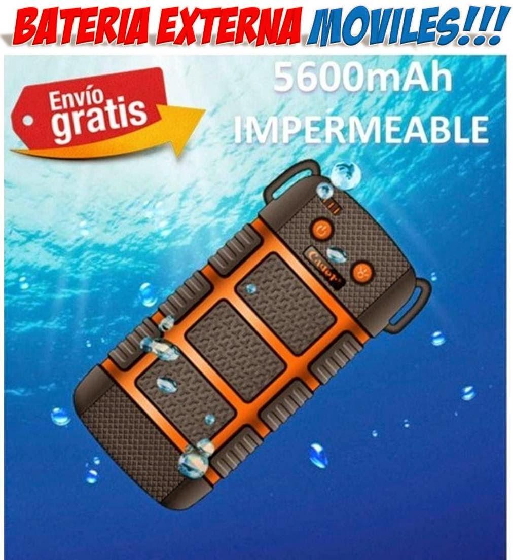 Bateria externa para movil