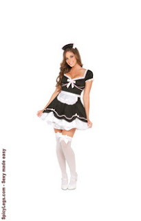 French_maid_Costumes