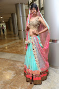 Model Alice Rosario glam pics in Lehenga-thumbnail-13