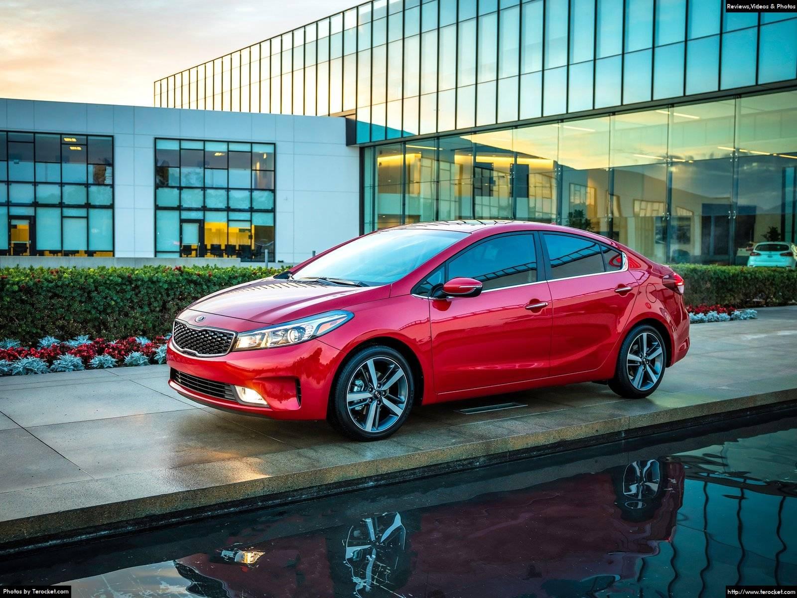 Hình ảnh xe ô tô Kia Forte 2017 & nội ngoại thất