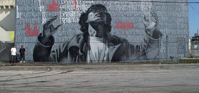 graffiti modern - realistic graffiti