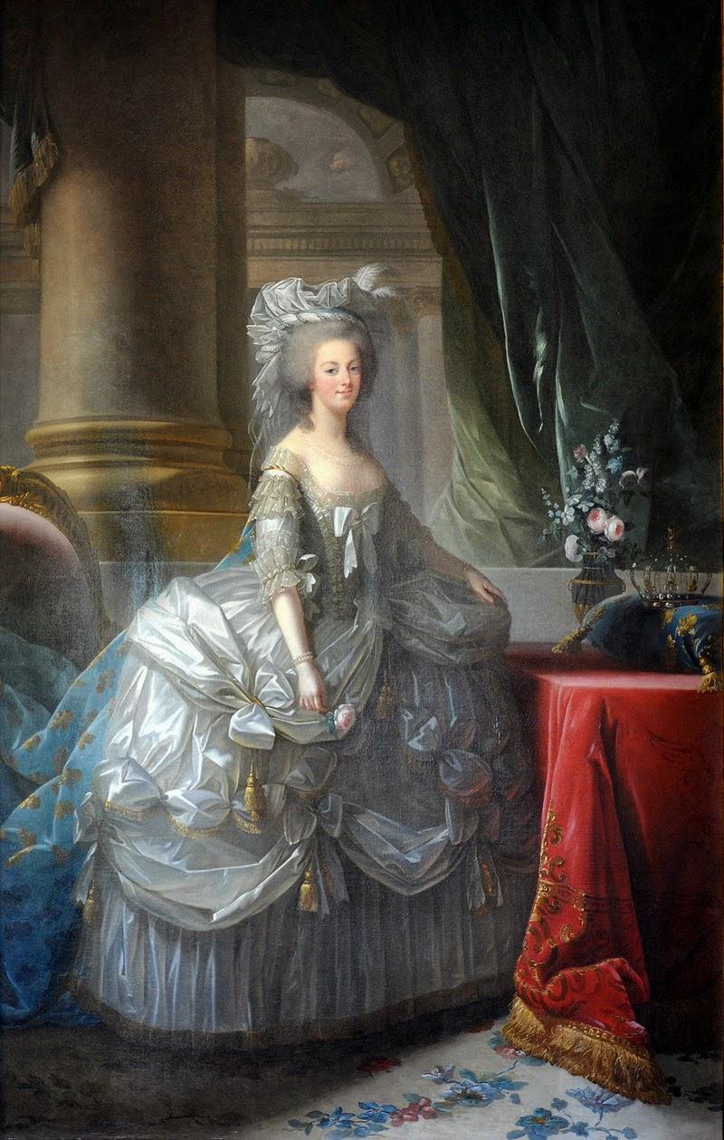 http://en.wikipedia.org/wiki/Marie_Antoinette