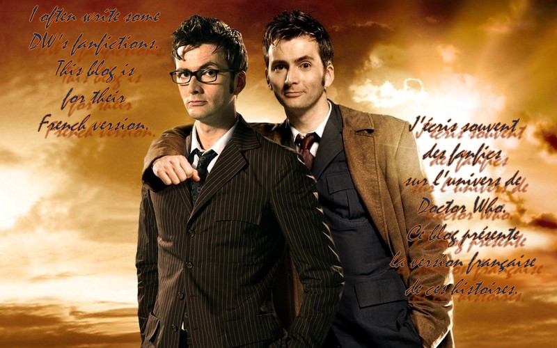 A Tenth Doctor's Fan