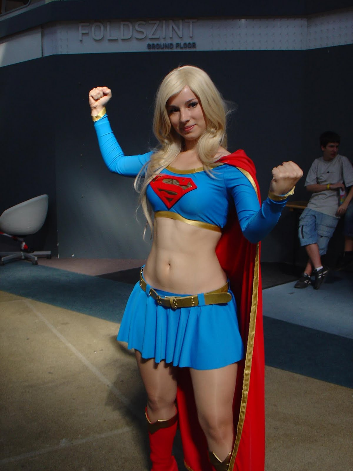 aiBOB: Prettiest Supergirl Ever