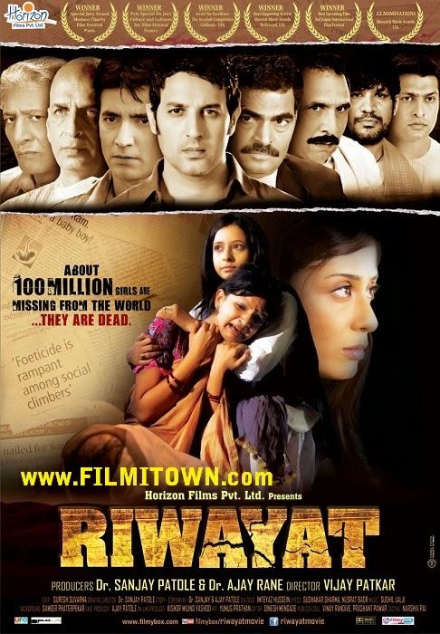 Riwayat 2014 Hindi WEBHD 300mb 480p