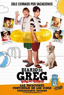 Pelicula El diario de Greg 3 online gratis