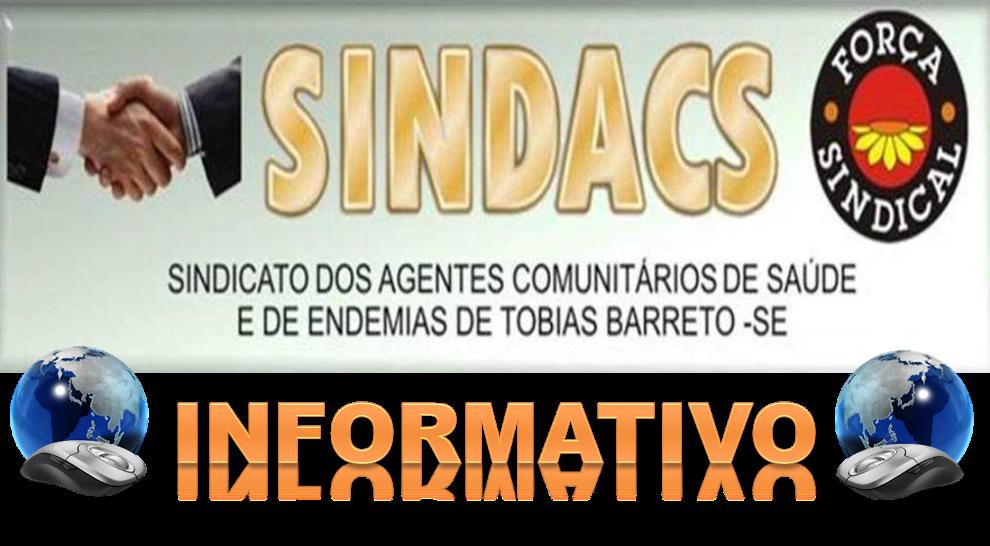 INFORMATIVO SINDACS
