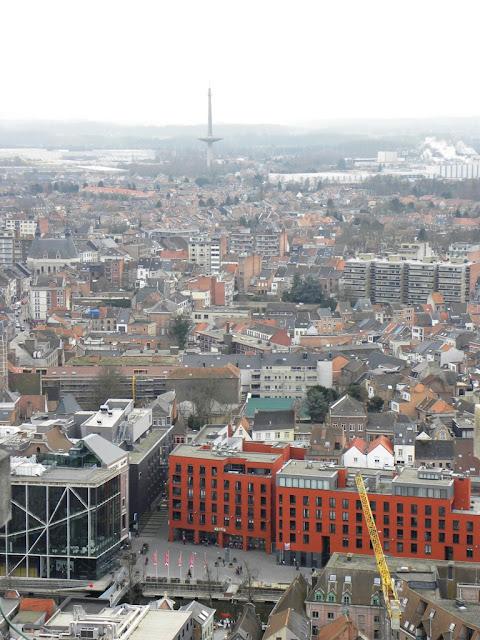 St. Romboutstoren Mechelen