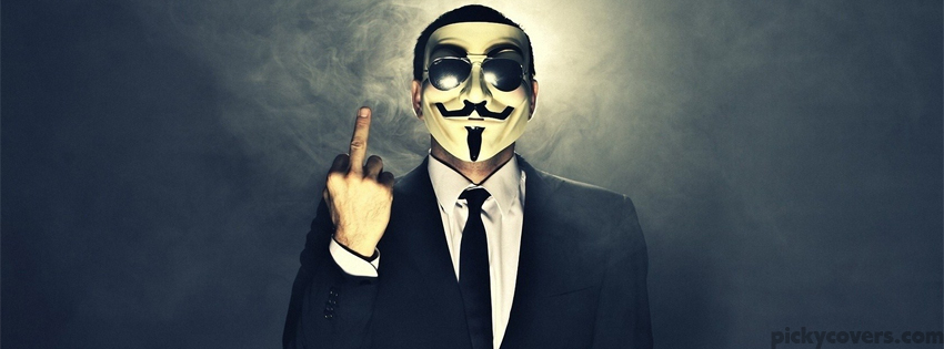 anonymous cover photo facebook