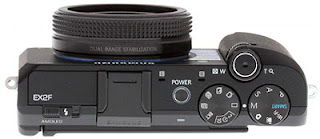 Samsung Digital Camera EX2F