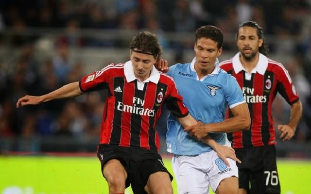 Milan vs Lazio en vivo