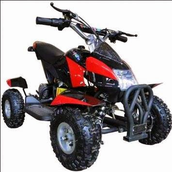 MOTOTEC 24V MINI QUAD MANUAL