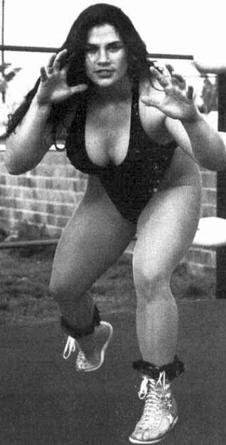 Reggie Bennett - Womens Wrestling
